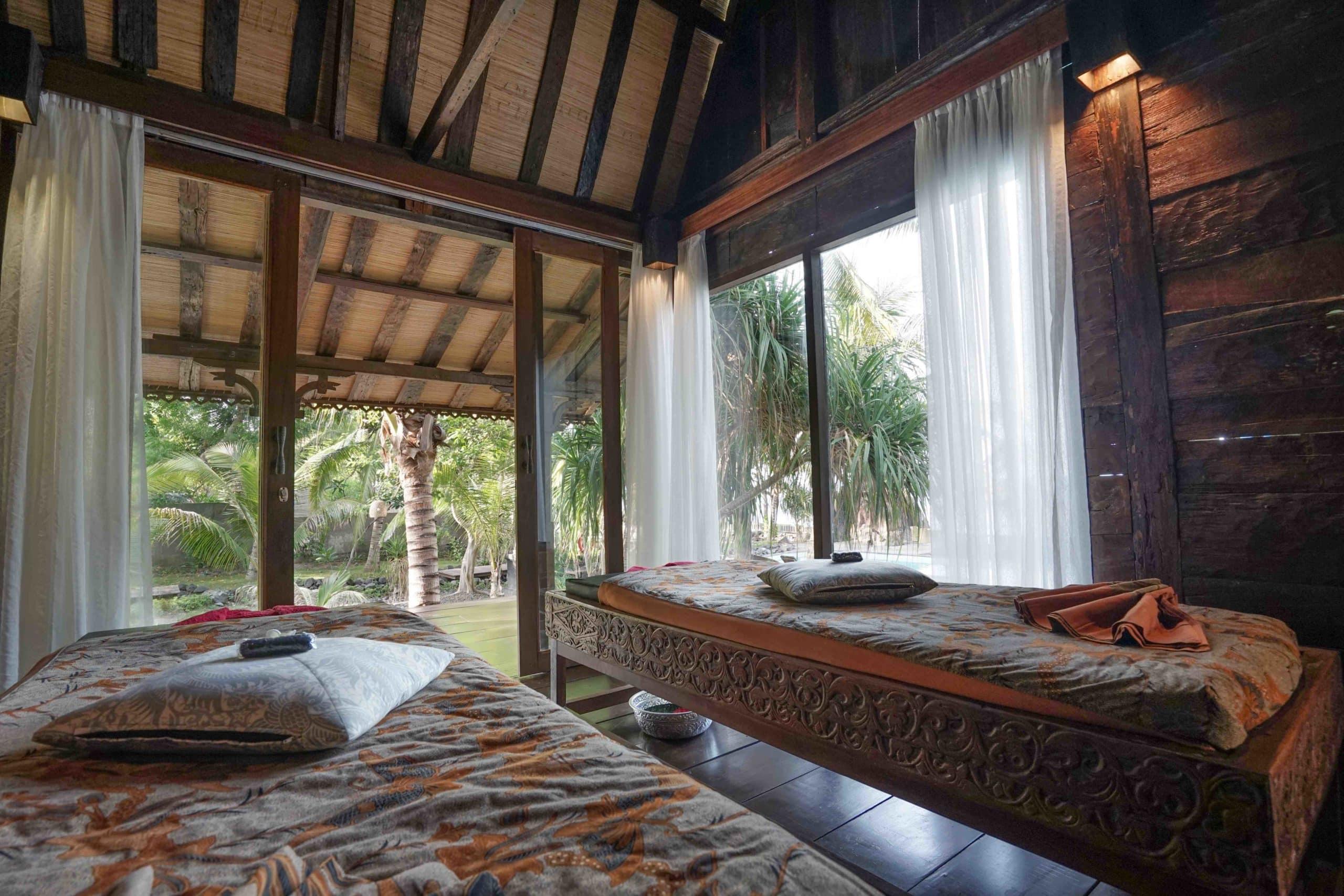 Bali HomeMADE Spa at Tulamben