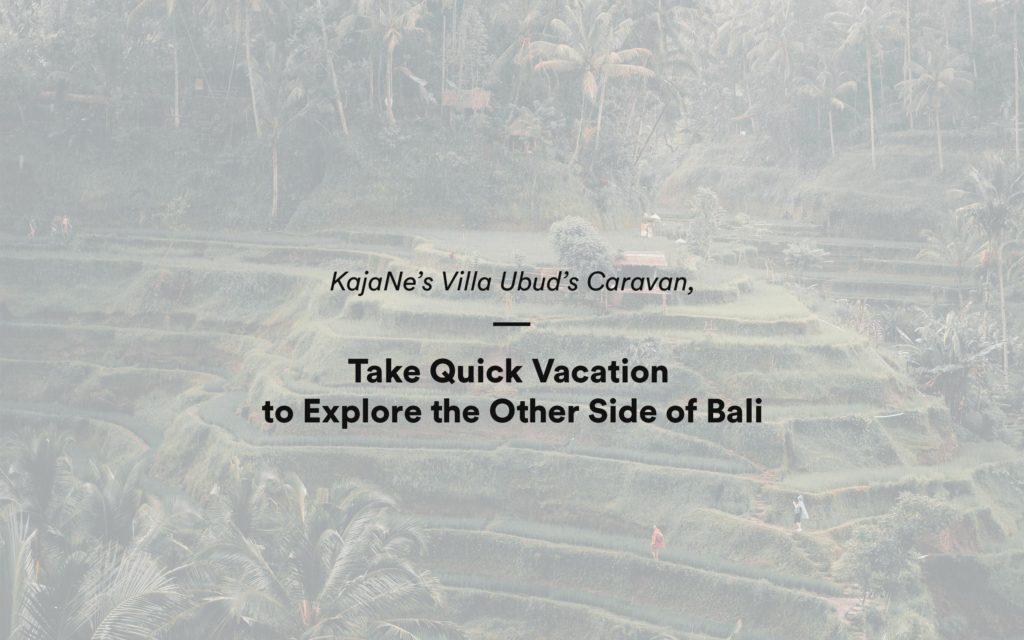 Bali Villas - Villa Ubud - Private Villa Bali