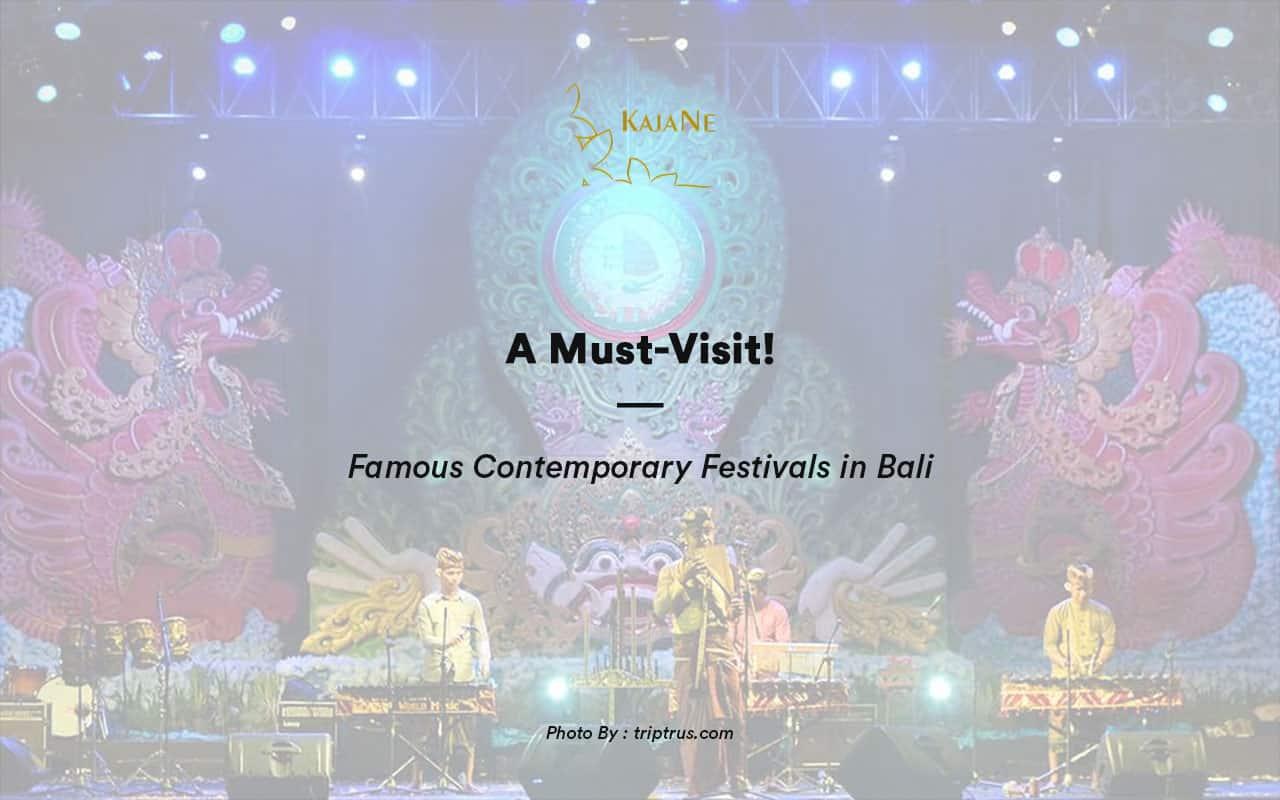 Festivals in Bali by KajaNe Bali Villas, Private Villas in Ubud